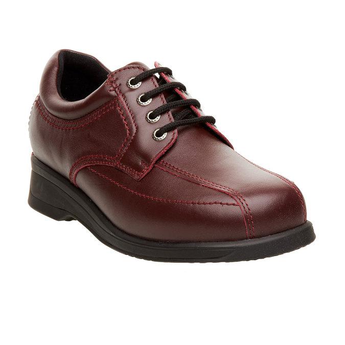 Dámská zdravotní obuv medi, červená, 544-5147 - 13