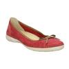 Ležérní kožené baleríny weinbrenner, červená, 526-5503 - 13