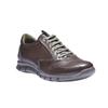 Kožené tenisky bata, hnědá, 844-4270 - 13