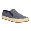 Pánské Slip on boty bata, modrá, 839-9116 - 13