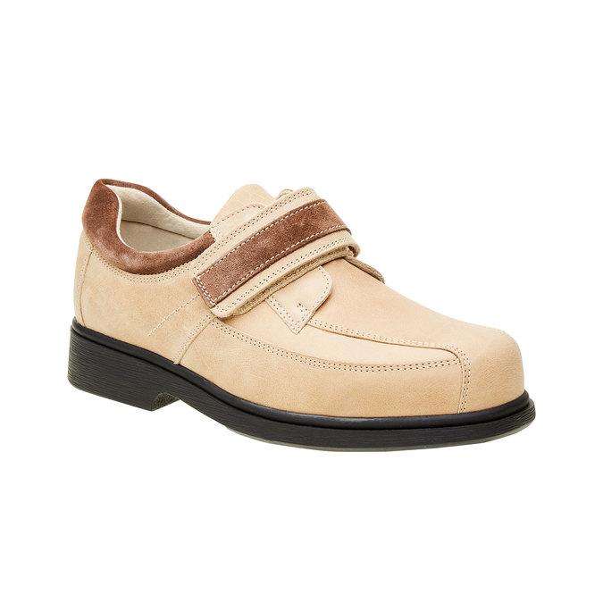 Pánská zdravotní obuv medi, béžová, 834-8108 - 13