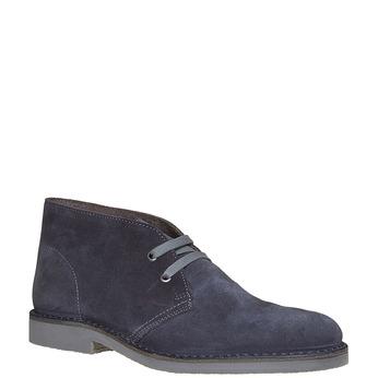 Kotníčková obuv ve stylu Chukka bata, šedá, 893-9275 - 13