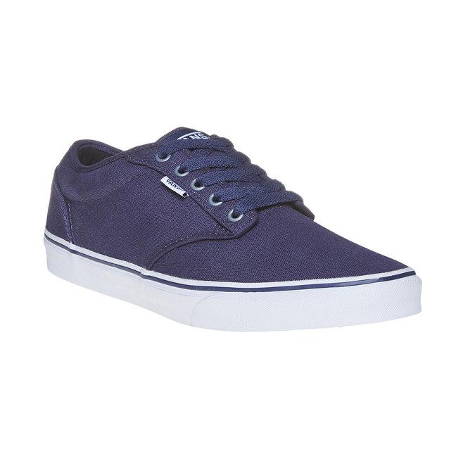Klasické tenisky vans, modrá, 889-9160 - 13