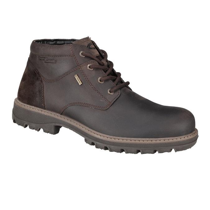 Kožené zimní boty ke kotníkům camel-active, hnědá, 894-4090 - 13