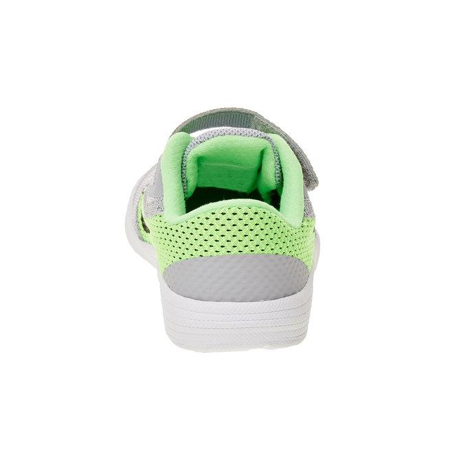 Dětské sportovní tenisky nike, zelená, 109-7127 - 17