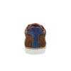 Dětské kožené tenisky bull-boxer, hnědá, 416-3001 - 17