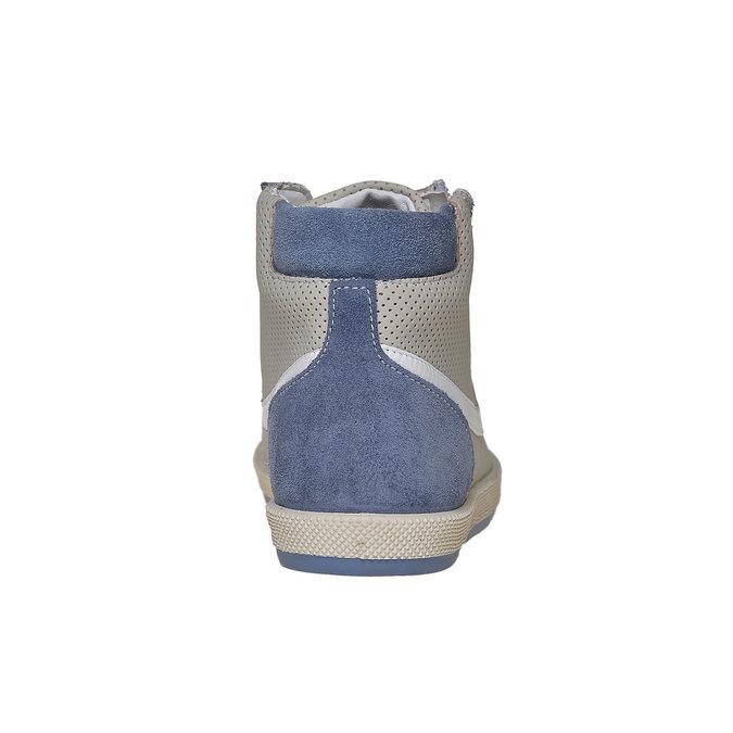 Sportovní kotníčkové tenisky Flexible flexible, šedá, 311-2195 - 17