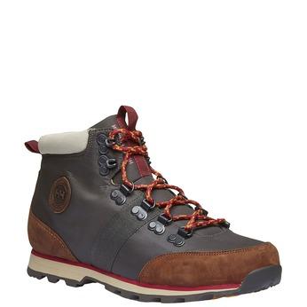 Zimní kotníkové boty helly-hansen, šedá, 899-7001 - 13
