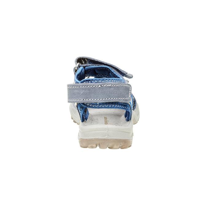 Dětské sandály weinbrenner-junior, modrá, 266-9162 - 17