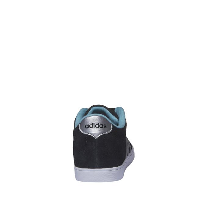 Ležérní semišové tenisky adidas, černá, 503-6685 - 17