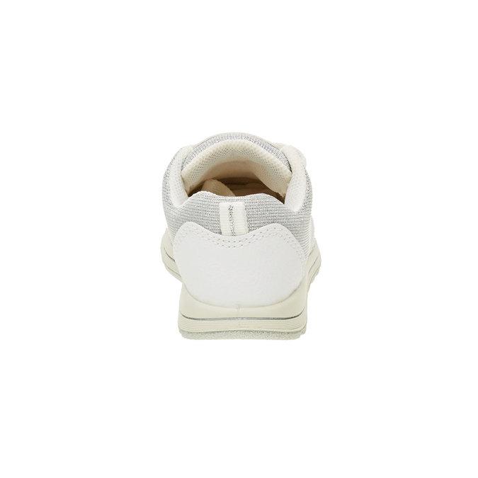 Stříbrné dětské tenisky primigi, stříbrná, 129-1141 - 17