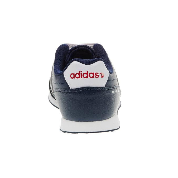Dětská sportovní obuv adidas, modrá, 401-9137 - 17