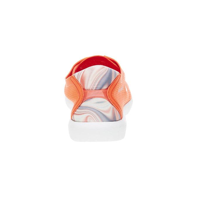 Dámské sportovní tenisky le-coq-sportif, oranžová, 509-5781 - 17