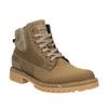 Pánská zimní obuv kožená weinbrenner, hnědá, 896-3102 - 13