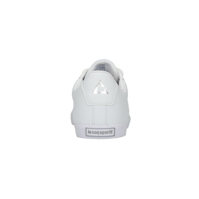 Dámské bílé tenisky le-coq-sportif, bílá, 501-1438 - 17