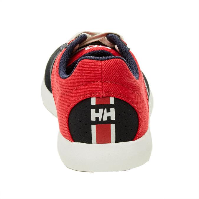 Ležérní kožené tenisky helly-hansen, černá, 843-9006 - 17
