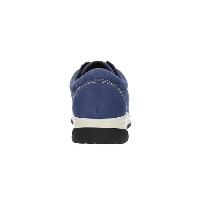 Dámská zdravotní obuv medi, modrá, 556-9325 - 17