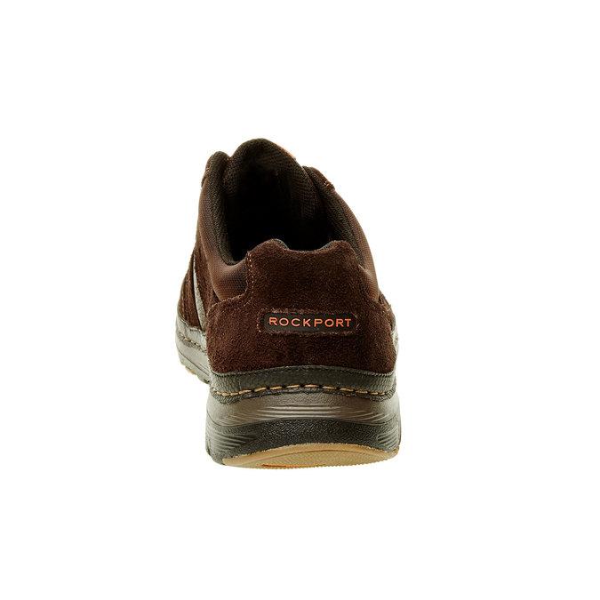 Ležérní kožené tenisky rockport, hnědá, 843-4100 - 17