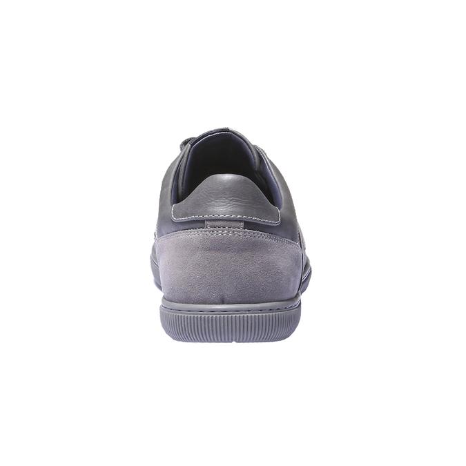 Pánské tenisky bata, šedá, 841-2425 - 17