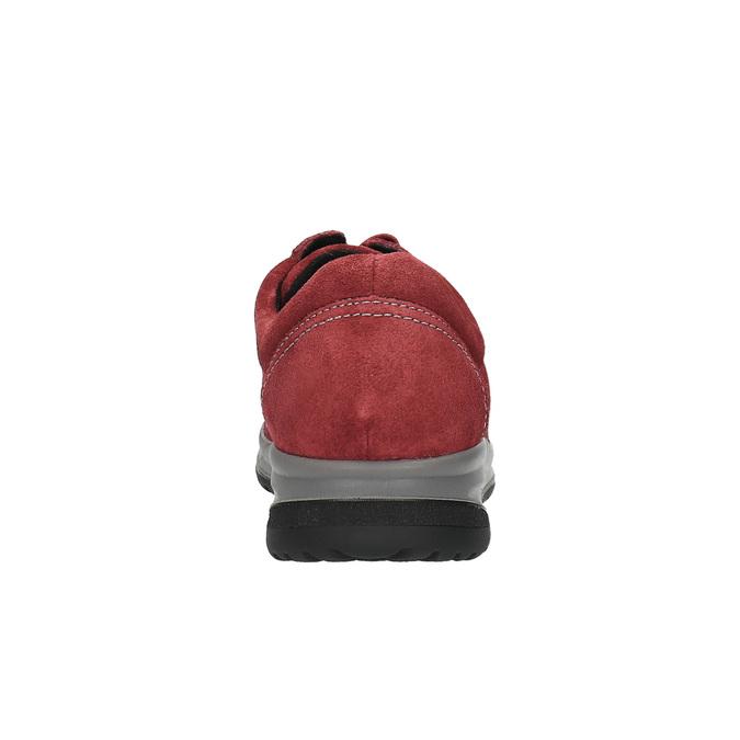 Dámská zdravotní obuv medi, červená, 556-5321 - 17
