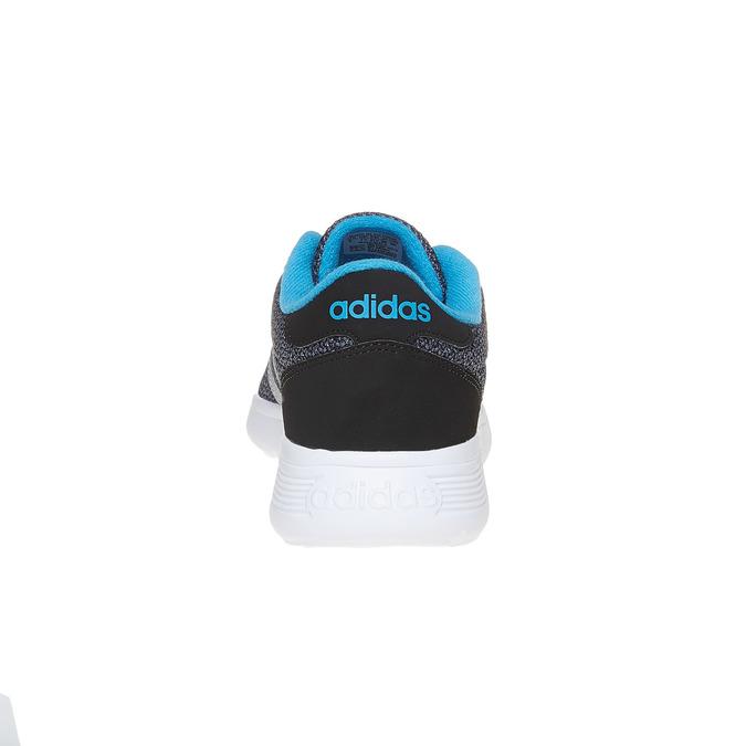 Pánské tenisky ve sportovním stylu adidas, černá, 809-6182 - 17