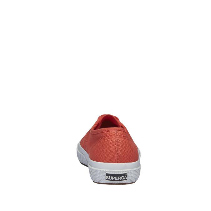 Látkové tenisky superga, červená, 589-5187 - 17