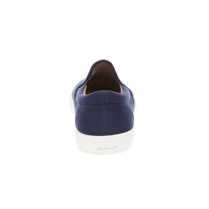 Pánská obuv Slip on gant, modrá, 839-9005 - 17