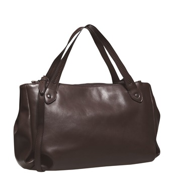 Praktická dámská kabelka bata, hnědá, 961-4633 - 13