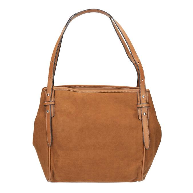 Dámská kabelka bata, hnědá, 969-4453 - 26