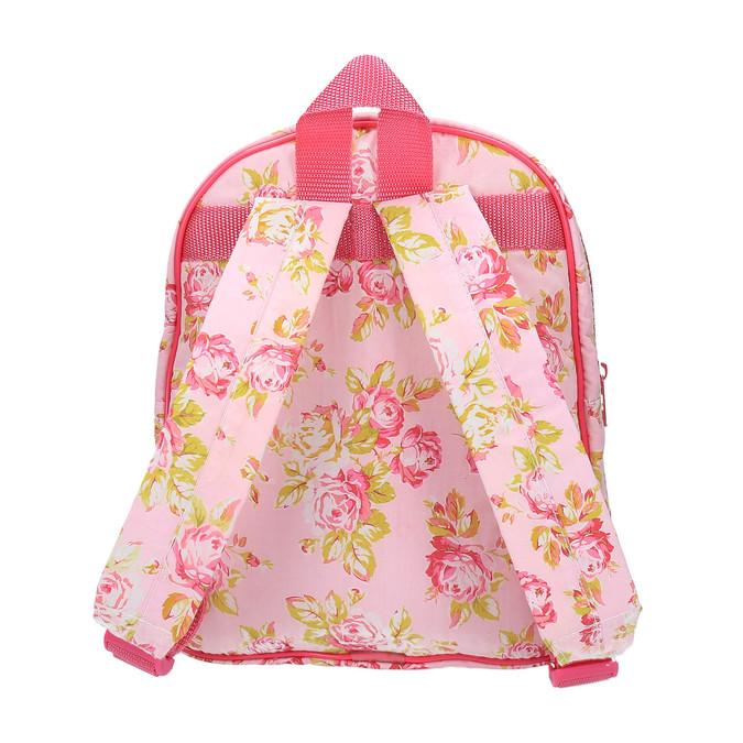Dětský růžový batoh lelli-kelly, červená, 969-5015 - 26