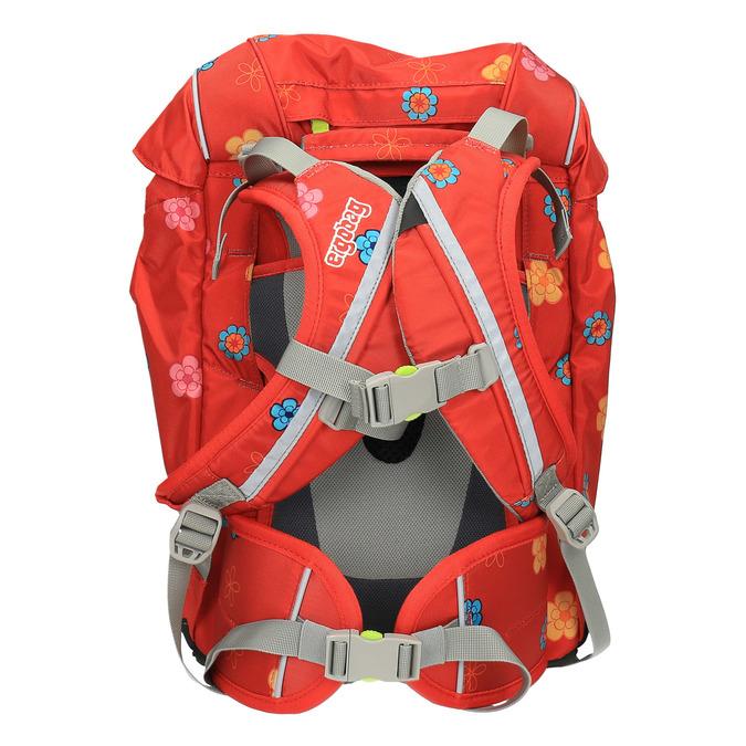 Dívčí školní batoh ergobag, červená, 969-5096 - 26