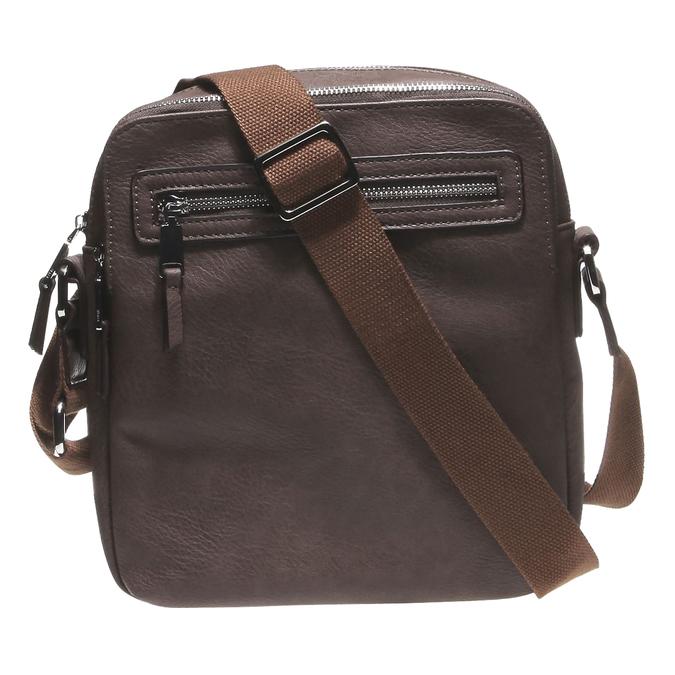 Pánská taška přes tělo bata, hnědá, 961-4551 - 26