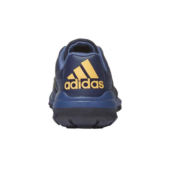 Pánské sportovní tenisky adidas, modrá, 809-9111 - 17
