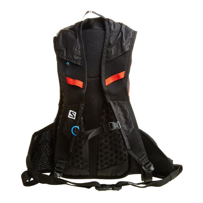 Sportovní batoh černý salomon, černá, 969-6040 - 26