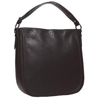 Originální dámská kabelka bata, černá, 961-6641 - 13