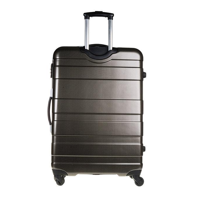Skořepinový kufr na kolečkách american-tourister, černá, 960-6104 - 26