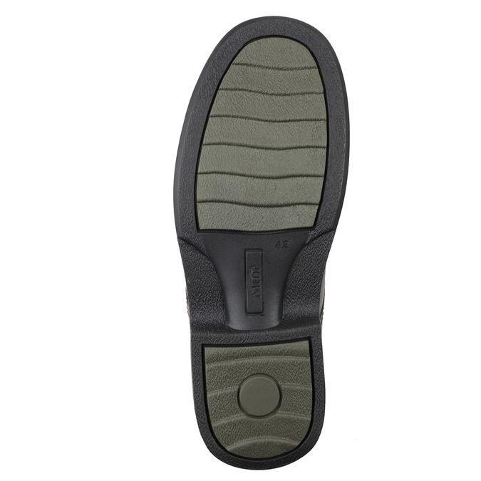 Pánská zdravotní obuv Paul (164.6) medi, hnědá, 854-4232 - 18
