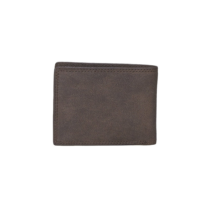 Pánská kožená peněženka bata, hnědá, 944-4129 - 26