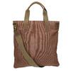 Textilní kabelka s popruhem weinbrenner, hnědá, 969-3621 - 26