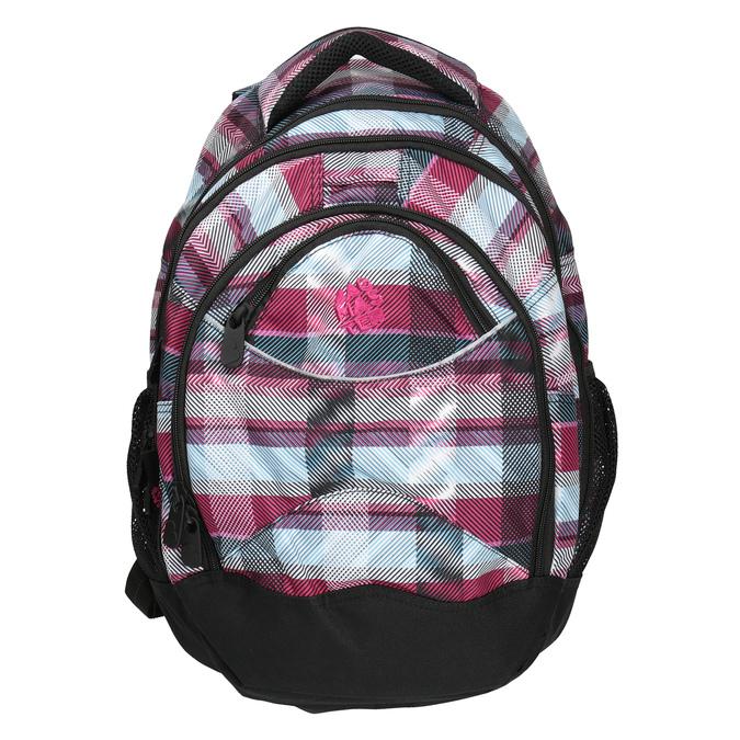 Školní batoh bagmaster, fialová, 969-2601 - 19