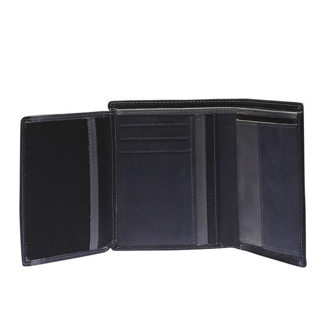 Wallet bata, černá, 944-6136 - 17