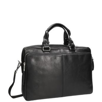 Seymur - aktovka bata, černá, 964-6106 - 13