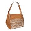 Dámská kabelka bata, hnědá, 969-4453 - 13