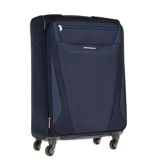 Cestovní kufr na kolečkách samsonite, modrá, 969-9301 - 13