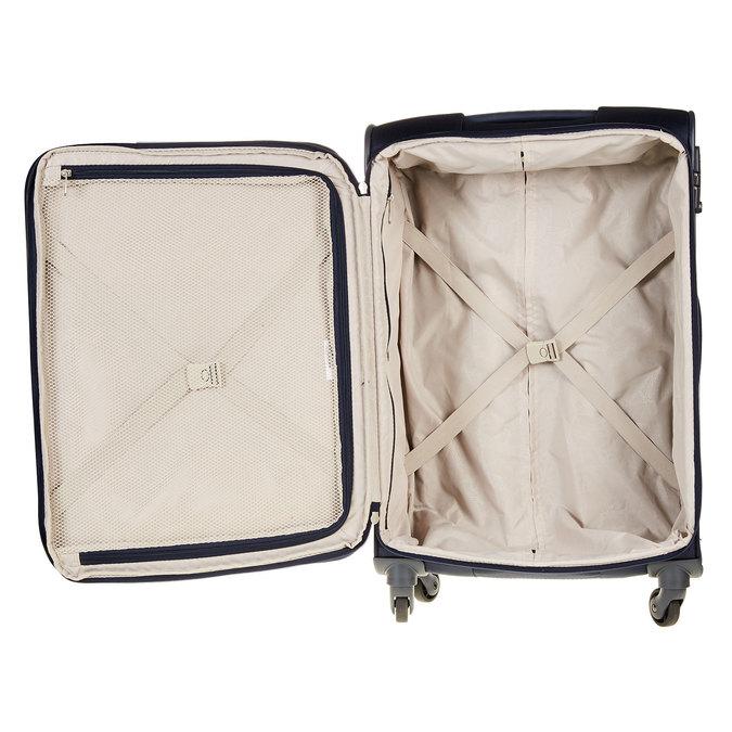 Cestovní kufr na kolečkách samsonite, modrá, 969-9301 - 15
