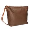 Kožená Crossbody kabelka weinbrenner, hnědá, 964-4201 - 13