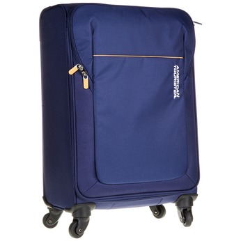 Cestovní kufr na kolečkách american-tourister, modrá, 969-9108 - 13