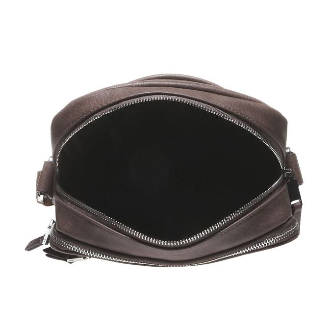 Pánská taška přes tělo bata, hnědá, 961-4551 - 15