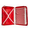 Kvalitní skořepinový kufr samsonite, červená, 960-5323 - 15