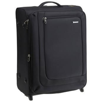 Kufr na kolečkách carlton, černá, 969-6146 - 13